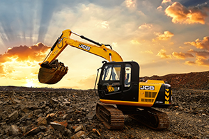 JCB 130 Tracked Excavators Hyderabad