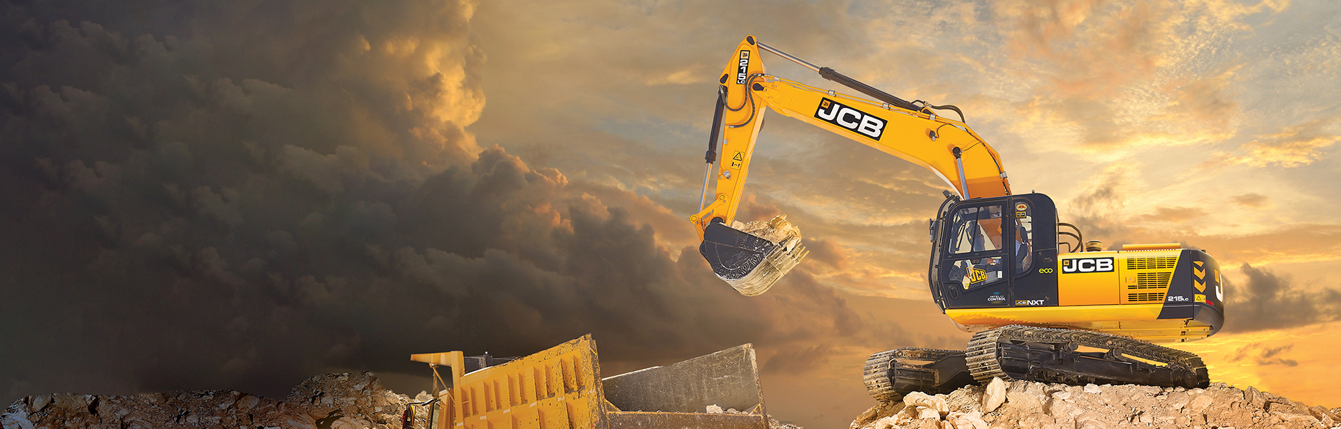 JCB Tracked Excavators Hyderabad