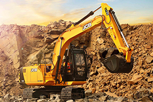 JCB NXT 140 Tracked Excavators Hyderabad